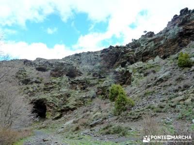Sierra Alto Rey - Peña Mediodía; senderismo guadalajara; grupos de montaña madrid;vialibre sender